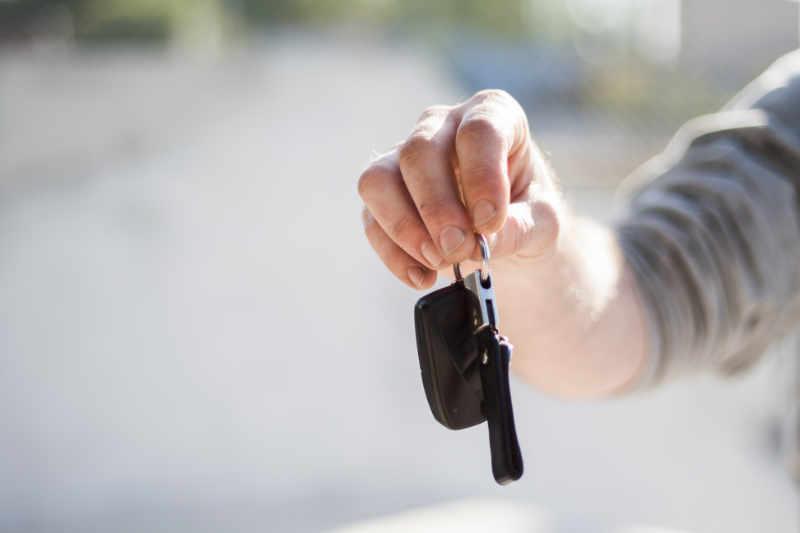 Keys Locked in Car Headingley